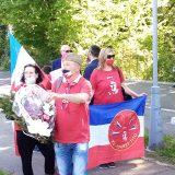 Poštovaoci NOB-a odali poštu Josipu Brozu Titu u Kući cveća (FOTO) 11