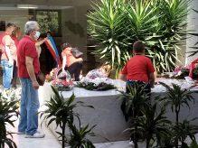 Poštovaoci NOB-a odali poštu Josipu Brozu Titu u Kući cveća (FOTO) 3