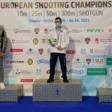 Marko Ivanović vicešampion Evrope 9