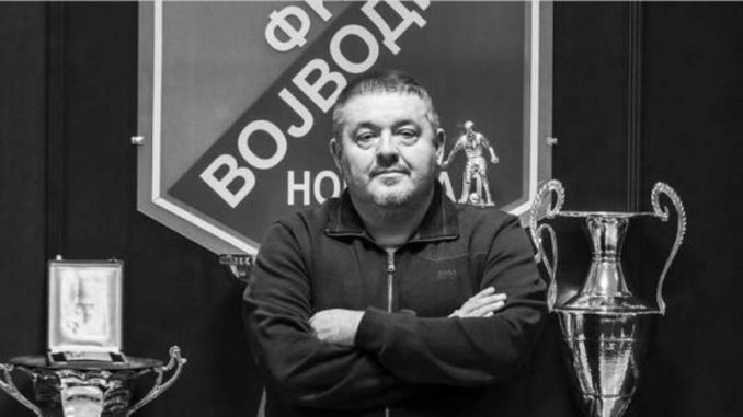 Preminuo sportski direktor Vojvodine Milan Kosanović 5