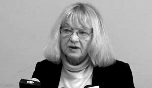 Preminula novinarka Olivija Rusovac 1