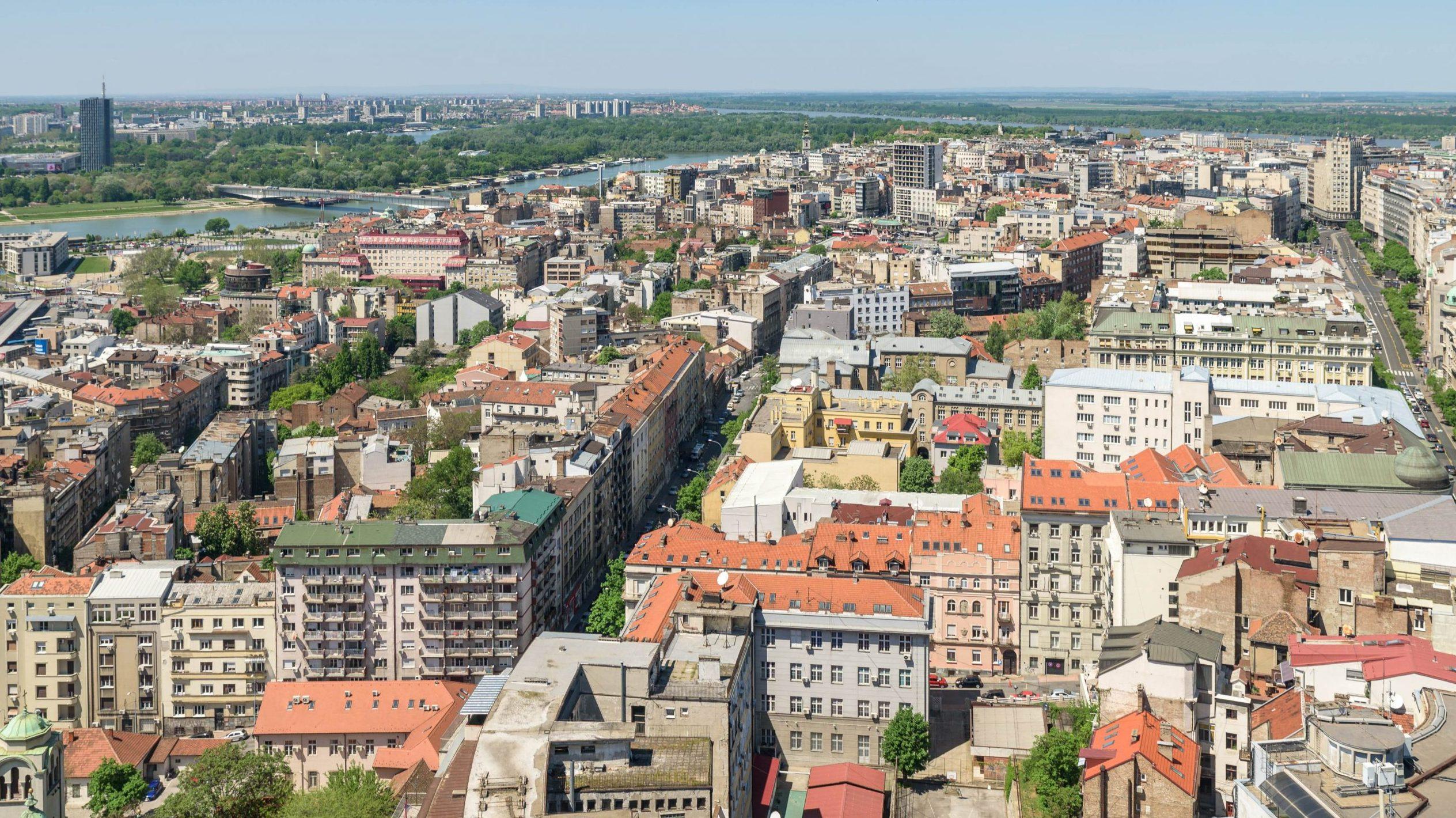 Vesić: Zakon o buci doprineće efikasnom rešavanju ovog problema u gradu 16