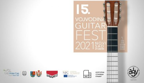 Vojvođanski festival klasične gitare od 21. maja u Novom Sadu 4