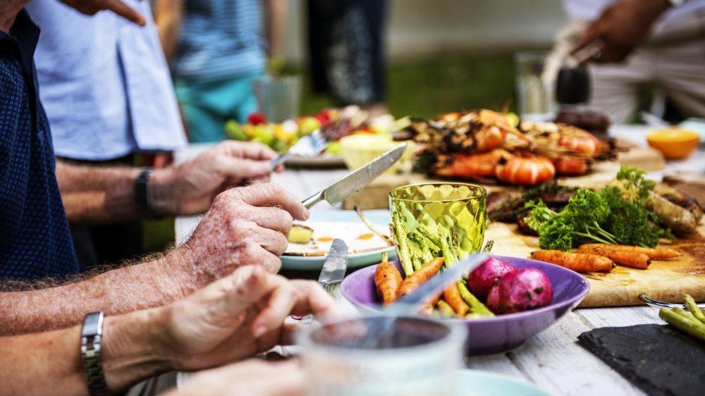 Šta da radite ako ne možete da se kontrolišete blizu hrane? 1