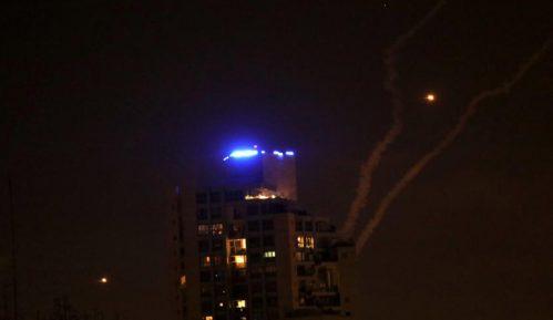 Šest projektila ispaljeno prema severu Izraela iz Libana 21