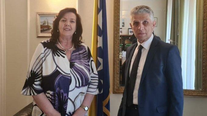 SDA Sandžaka podržava otvaranje konzulata BiH u Novom Pazaru 1
