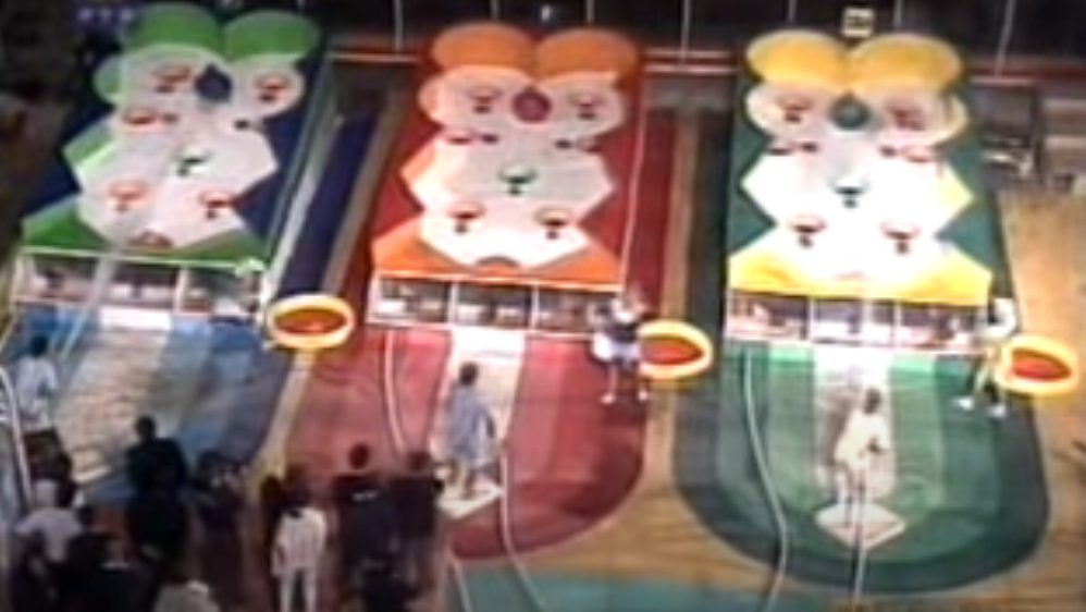 Igre bez granica - zabavni TV šou u kojem su se nadmetale evropske nacije 1