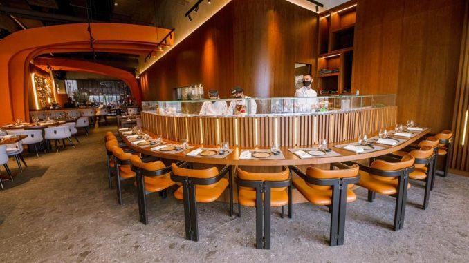 W Sushi Galerija otvoren u tržnom centru – ukusi moderne japanske kuhinje u novom centru Beograda 4