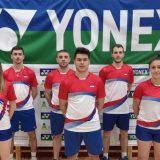 Srpski reprezentativci ostvarili sedam pobeda u badminton tačkmičenju YONEX u Mariboru 6