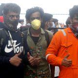 Indija: Spasioci i dalje tragaju za 78 nestalih u moru kod Mumbaja 12