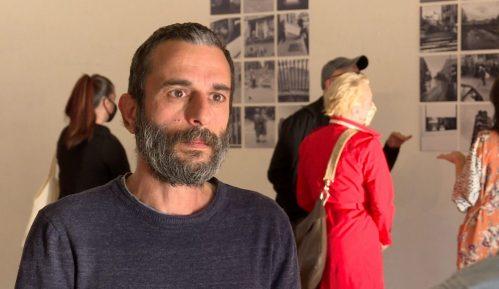 Izložba fotografija Beograda u godini korone do 15. maja u KC Grad 7