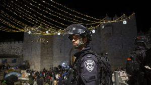 Raste broj povređenih u sukobu izraelske policije i Palestinaca na svetilištu u Jerusalimu 5