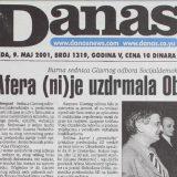 Kako je obeležen prvi Dan Evrope u Srbiji pre 20 godina 12