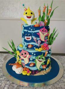 Nema pravog dečijeg rođendana bez originalne torte 3