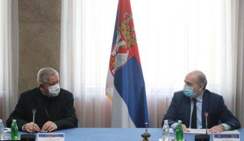 Krkobabić sa Hočevarom i predstavnicima Karitasa o poboljšanju kvaliteta života na selu 2