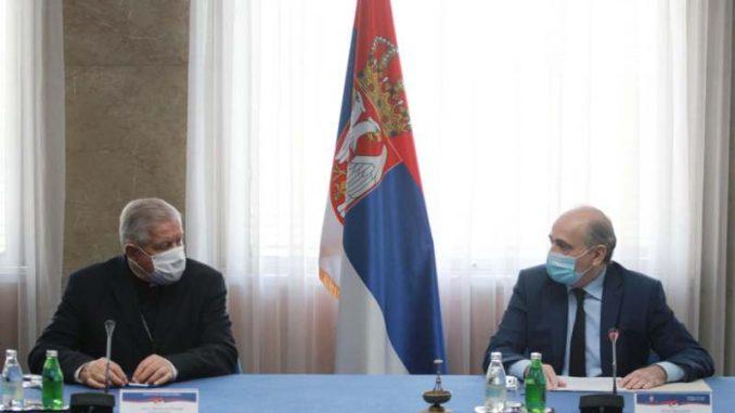 Krkobabić sa Hočevarom i predstavnicima Karitasa o poboljšanju kvaliteta života na selu 3
