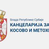 Kancelarija za KiM: Grafit UČK u opštini Klokot ima za cilj da otera Srbe sa svojih ognjišta 12