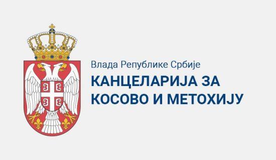Kancelarija za KiM: Grafit UČK u opštini Klokot ima za cilj da otera Srbe sa svojih ognjišta 13