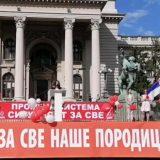 Obradović u porodičnoj šetnji: Mi smo treća politička opcija većinske Srbije (VIDEO) 15