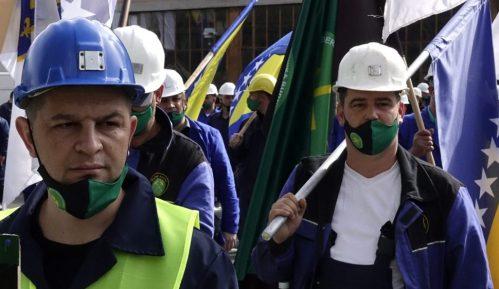 U Sarajevu mirni protesti sindikata, u RS bez okupljanja radnika 7