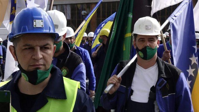 U Sarajevu mirni protesti sindikata, u RS bez okupljanja radnika 1