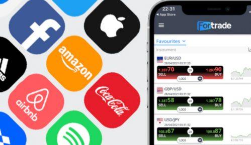 Otkrijte kako možete da trgujete cenom akcija najvećih svetskih kompanija 1