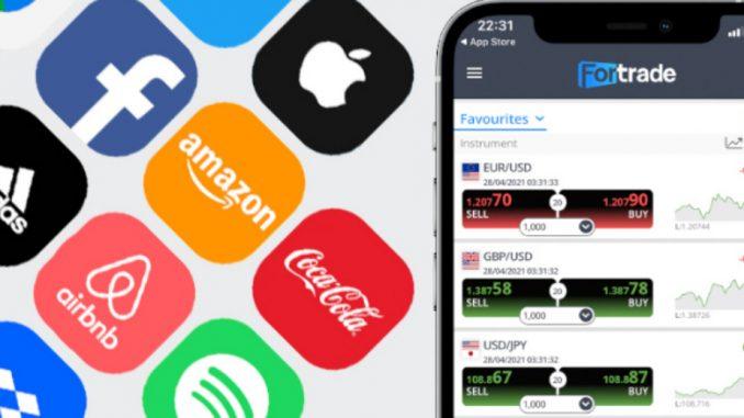 Otkrijte kako možete da trgujete cenom akcija najvećih svetskih kompanija 3
