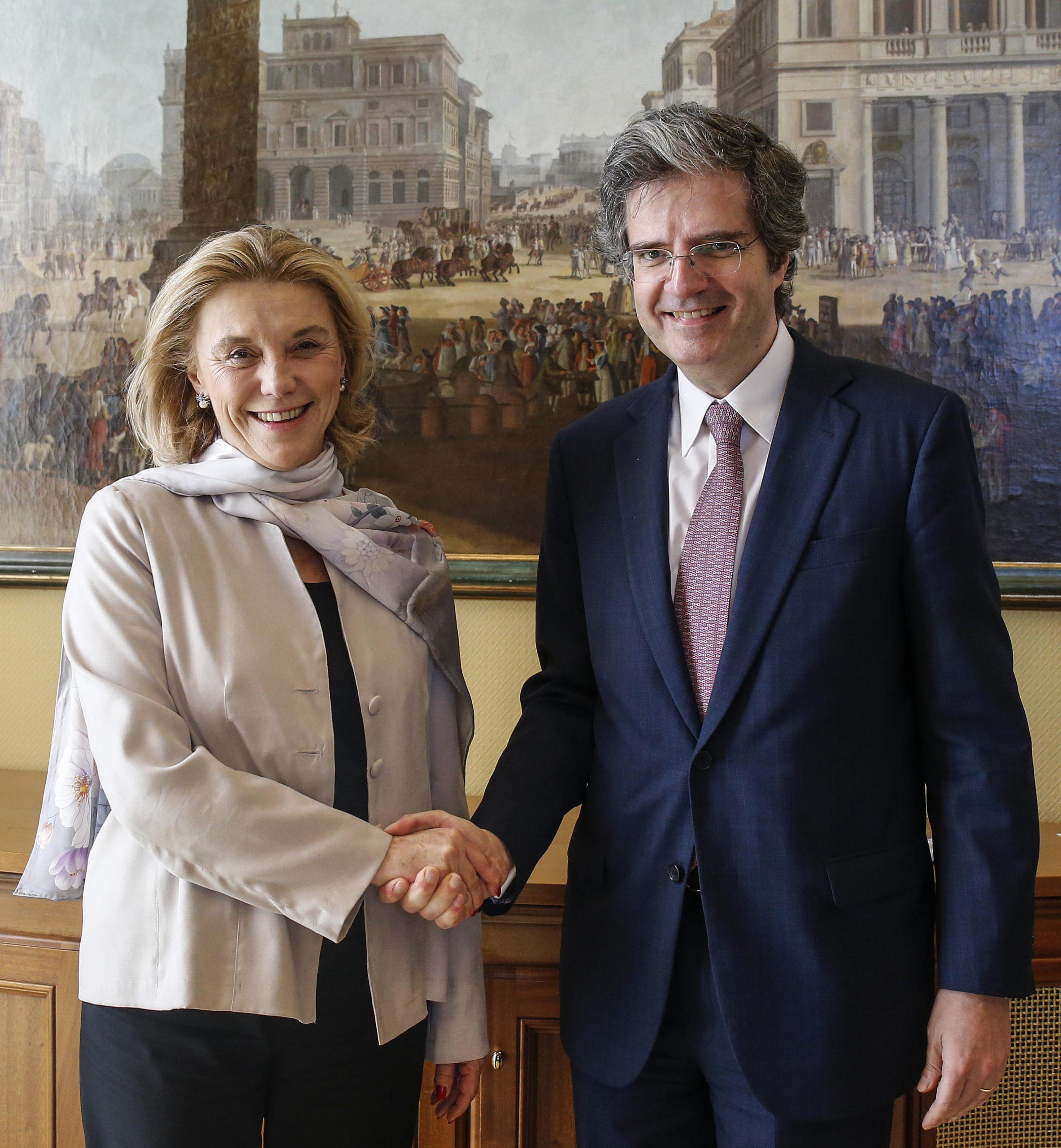 Prvi put žena na čelu tajne službe Italije 1