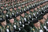 Putin na vojnoj paradi čestitao Dan pobede nad fašizmom (FOTO) 6
