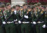 Putin na vojnoj paradi čestitao Dan pobede nad fašizmom (FOTO) 4
