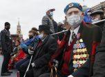 Putin na vojnoj paradi čestitao Dan pobede nad fašizmom (FOTO) 3