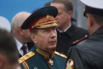 Putin na vojnoj paradi čestitao Dan pobede nad fašizmom (FOTO) 2