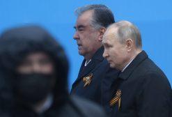 Putin na vojnoj paradi čestitao Dan pobede nad fašizmom (FOTO) 11