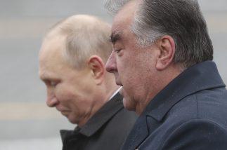 Putin na vojnoj paradi čestitao Dan pobede nad fašizmom (FOTO) 45