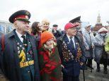 Putin na vojnoj paradi čestitao Dan pobede nad fašizmom (FOTO) 41