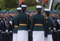 Putin na vojnoj paradi čestitao Dan pobede nad fašizmom (FOTO) 37