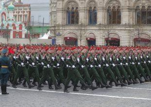 Putin na vojnoj paradi čestitao Dan pobede nad fašizmom (FOTO) 26