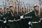 Putin na vojnoj paradi čestitao Dan pobede nad fašizmom (FOTO) 88