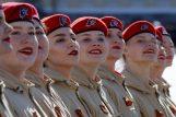 Putin na vojnoj paradi čestitao Dan pobede nad fašizmom (FOTO) 87