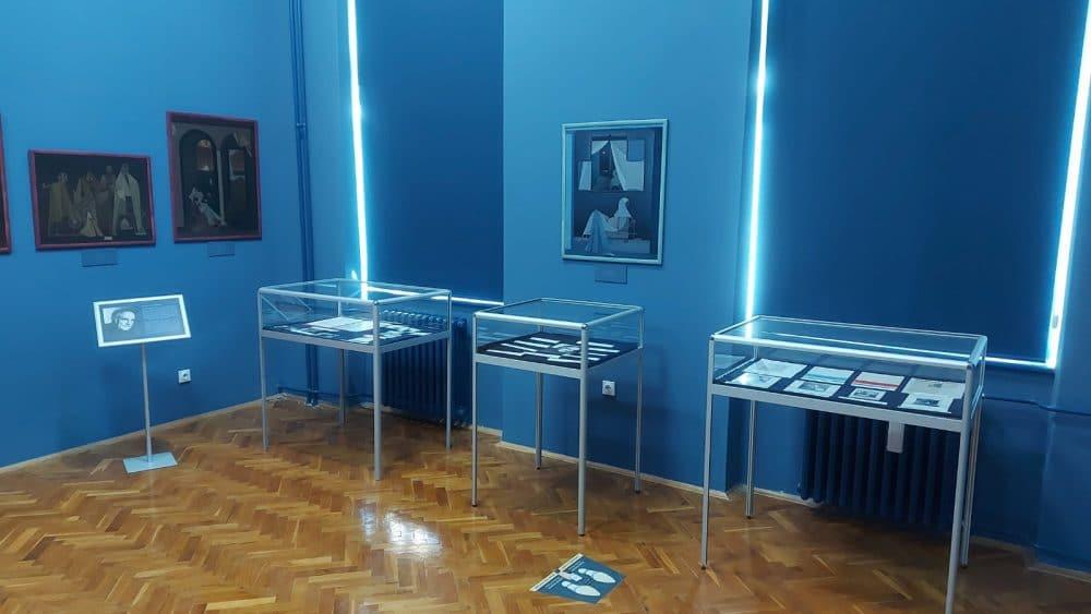 Izložba posvećena Tivadaru Vanjeku u Narodnom muzeju u Zrenjaninu 1