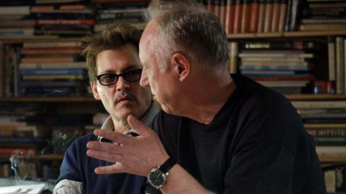 Džoni Dep u dokumentarnom filmu o našem scenografu Kreki 3