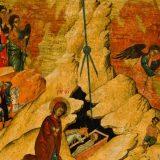 """Otvorena izložba ikona grčkih majstora od 15. do 19. veka """"Pod zlatnim i plavim nebom"""" 12"""