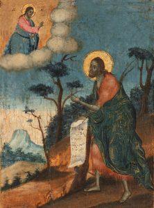 """Otvorena izložba ikona grčkih majstora od 15. do 19. veka """"Pod zlatnim i plavim nebom"""" 2"""