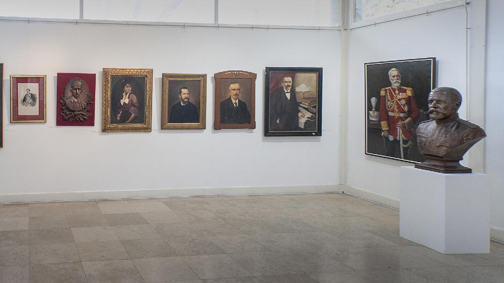 Portret i autoportret srpskih umetnika 19. i 20. veka 1
