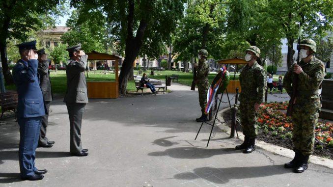 Ministarstva odbrane Srbije obeležilo Dan Garde 4