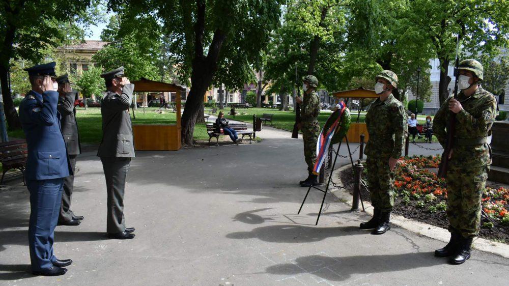 Ministarstva odbrane Srbije obeležilo Dan Garde 1