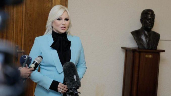 Mihajlović: Zaštita životne sredine ključna za sve odluke u vezi sa projektom Jadar 3