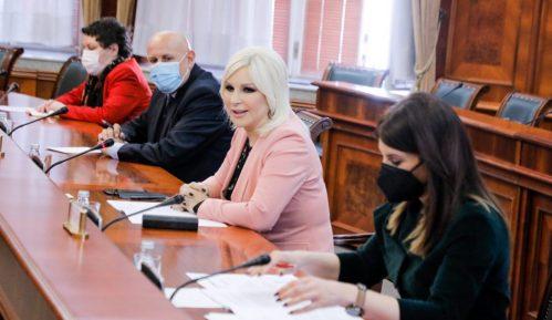Mihajlovićeva sa Sindikatom EPS-a: Radnici najvažniji za funkcionisanje strateškog sistema 7