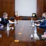 Stefanović u Španiji o poboljšanju saradnje u vojnoj industriji i drugim oblastima 7