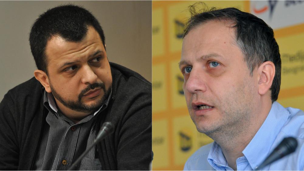 Ko pobeđuje u ratu Đilasa i Vučića za rejting? 1